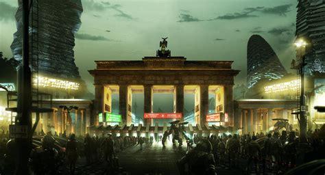 deus  mankind divided  cities