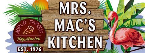 macs kitchen bar restaurant key largo key largo