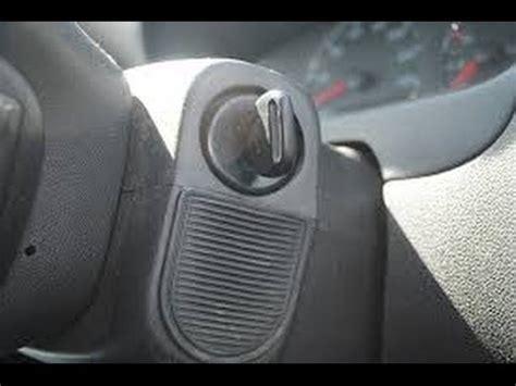 Chevy Impala Key Stuck Ignition Youtube