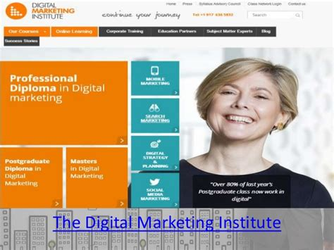 top 10 digital marketing certifications top 10 institute for marketing certificate course