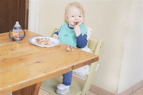 at the table with the stokke tripp tripp leelee