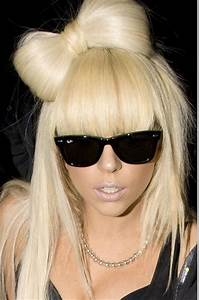 Hollywood Lady GaGa Latest Hairstyles