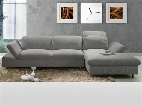 canapé d angle tissu gris canapé d 39 angle tissu quot joana quot gris 53834