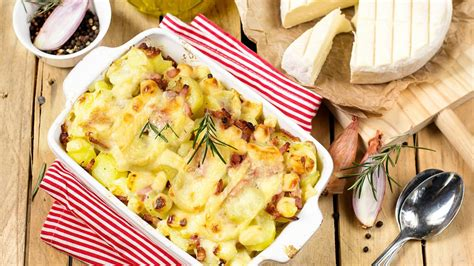 cuisine gitane raclette tartiflette reblochon 20 recettes pour