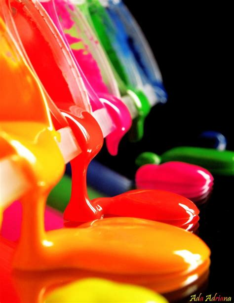 Pouring Colors By Adaadriana On Deviantart