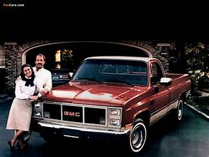 Photos Of Gmc C1500 High Sierra Pickup 1981  1024x768