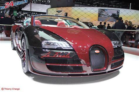 La Dernière Bugatti Veyron La Finale
