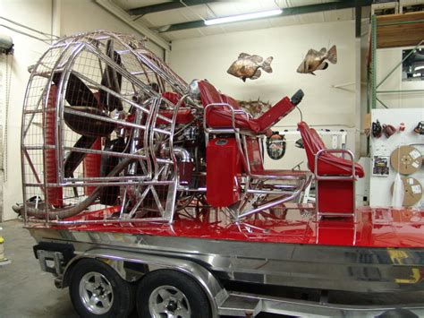 Airboat Exhaust by Airboat Headers Stainless Headers Mfg Inc