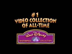 Walt Disney Masterpiece Collection Promo with Supermarket ...