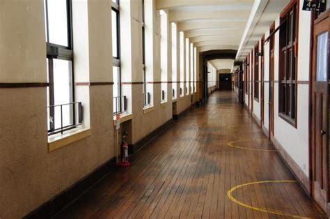 corridor  sakuragaoka high school