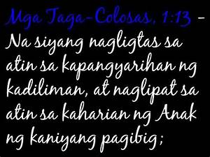 GOD QUOTES ABOUT LIFE TAGALOG image quotes at relatably.com