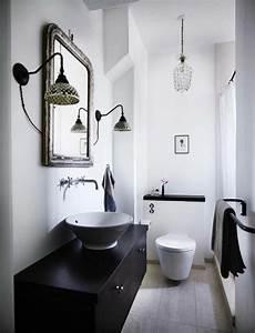 idee deco toilette moderne classique elegante ideeco With idee deco toilette design