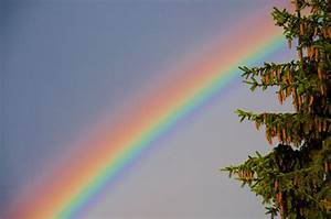 Regenbogen 7 Farben : regenbogenfarben foto bild opt ph nomene der ~ Watch28wear.com Haus und Dekorationen