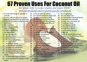 Coconut Oil Uses Images