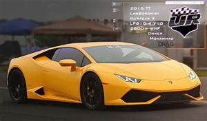 Ride Along Ugr U0026 39 S Lamborghini Huracan During Its World