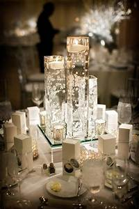 floating candles centerpieces ideas for wedding Deer