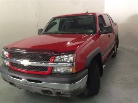Chevrolet Warranty by Buy Used 2004 Chevrolet Warranty Cool Color In