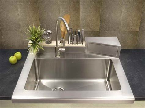 kitchen sink materials compared kitchen best stainless kitchen sink with strong material