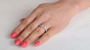 how to remove a stuck engagement ring estate diamond jewelry