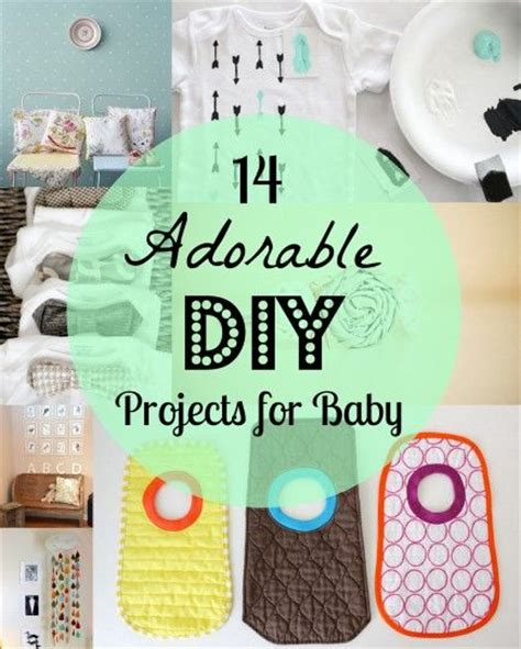 1904 baby decorating ideas 14 adorable diy projects for baby diy baby projects
