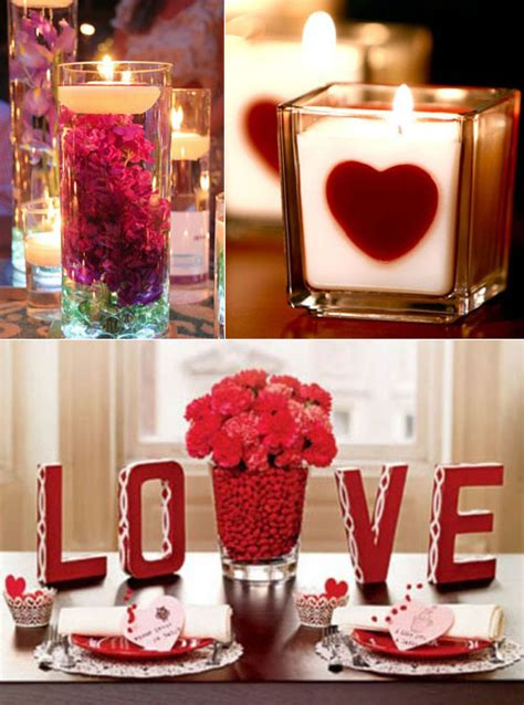 cool  beautiful decorating ideas  valentines day