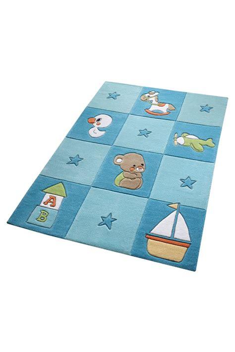 tapis pour chambre bebe tapis bleu pour chambre de bébé newborn
