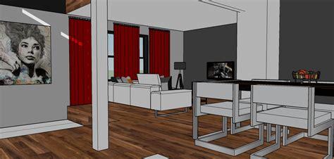 deco cuisine design 3d decor salon lm design interieur lorraine masse