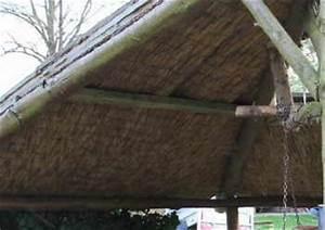 feuerstelle mit dach fuer ein lagerfeuer im garten With feuerstelle garten mit balkon als wintergarten
