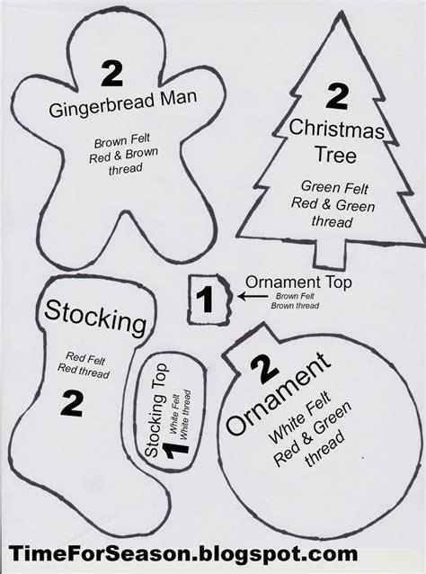Resultado De Imagen Para Sewing Trees Templates  Felt And