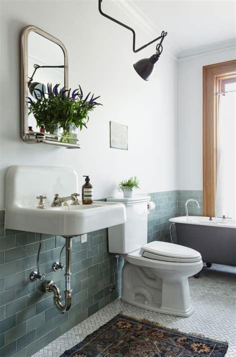 chique klassieke badkamer uit brooklyn badkamers voorbeelden
