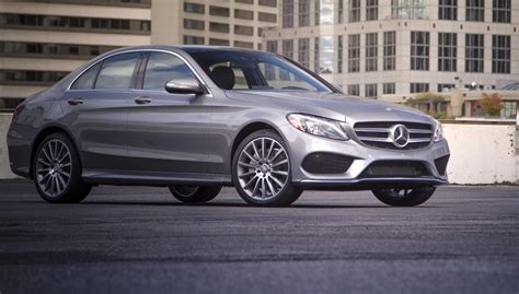 2015 Mercedes C-class Sedan Us Pricing Announced
