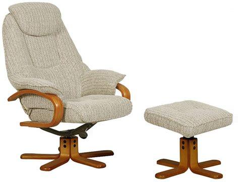 gfa hong kong fully adjustable swivel recliner chair