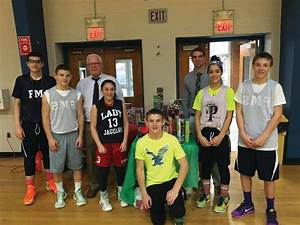 Ferri basketball teams play game benefitting Toys for Tots ...