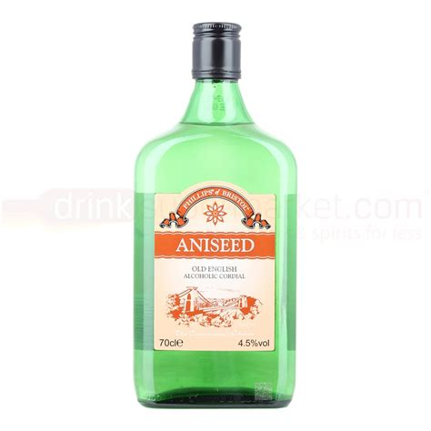 cordial liqueur phillips old english aniseed cordial 70cl buy cheap price online uk