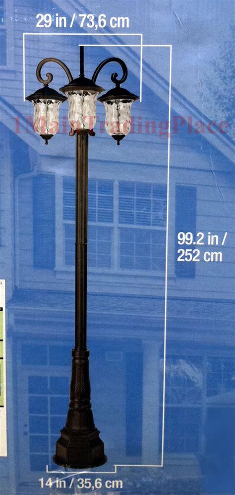 innova lighting led  light outdoor lamp post lighting