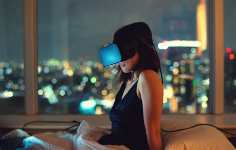 Virtual Reality Sex Is Coming Soon To A Headset Near You