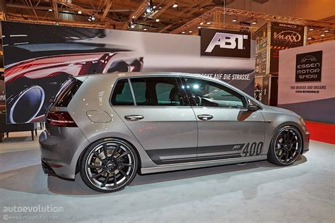 golf 7 tuning tuningcars golf r goes mental with 400 hp tuning kit from