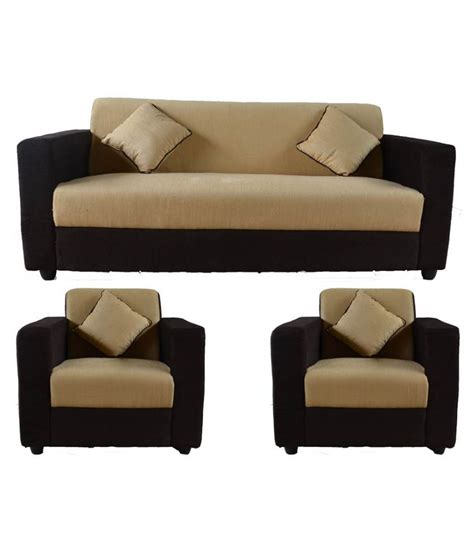 sofa and loveseat sets for sale westido thar brown cream 3 1 1 seater sofa set buy