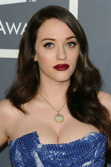 Celebrity Titties Kushal Kat Dennings