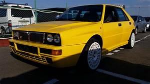 1995 Lancia Delta Integrale Evoluzione 2 Gialla