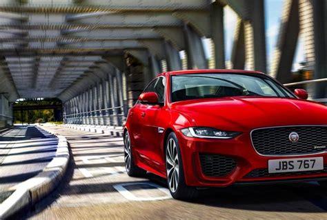 jaguar xe top speed