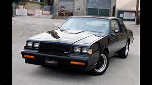 1987 Buick Regal Burn Out Grand National T