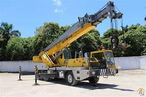 Sold 2004 Grove Tms500e Crane For On Cranenetwork Com