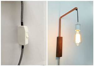 How to add an inline lamp cord switch diy montreal