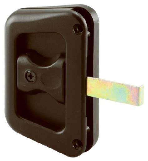 prime   sliding screen door latch pull