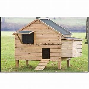 Cabane Pour Poule : cabane pour poule pondeuse poulailler en ligne en bois ~ Premium-room.com Idées de Décoration