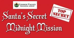Santa's Secret Midnight Mission - Lehigh Valley Business Group