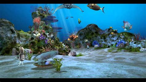 Beautiful 3d Wallpaper by Amazingly Beautiful 3d Aquarium Live Wallpaper Wallpaper