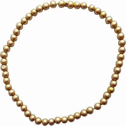 Necklace Bead Ball 14k Yellow Victorian Grams