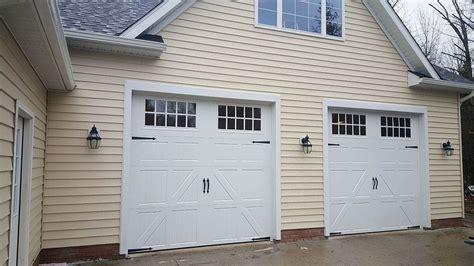 garage door company garage door photos repair installation cleveland oh